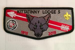 kittatinny 100th